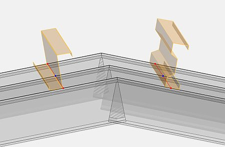 GRAITEC Advance Design 2022 - COLD FORMED SECTION DESIGN
