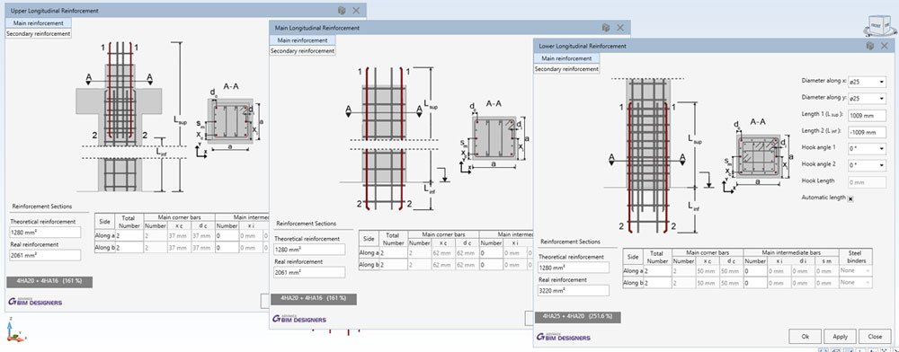 Customizing Rebar Cages - Advance BIM Designers - Graitec