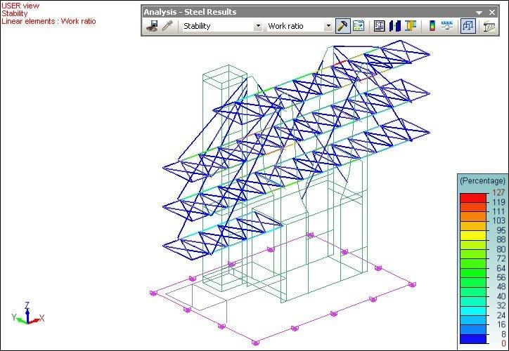 Advance Design - Accurate steel verification