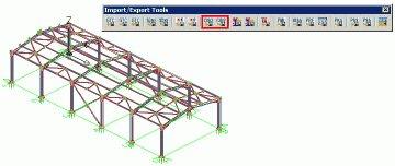 GRAITEC Autodesk Advance Steel | CIS/2 Compatibility | CIS/2 export options