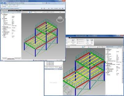 GRAITEC Autodesk Advance Steel | Exchange Formats Overview | DWF File