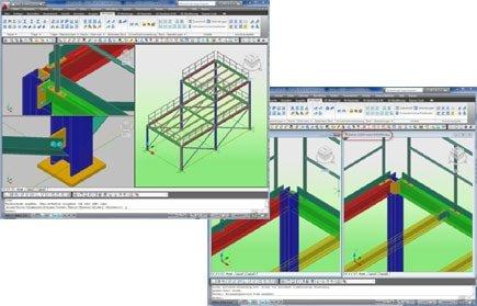 GRAITEC Autodesk Advance Steel | Exchange Formats Overview | Autodesk Advance Steel Files