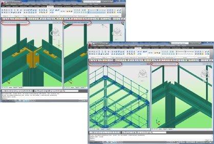 GRAITEC Autodesk Advance Steel | Exchange Formats Overview | AutoCAD - SOLID - Files