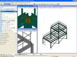 GRAITEC Autodesk Advance Steel | Exchange Formats Overview | MicroStation Interface