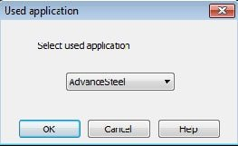 GRAITEC Autodesk Advance Steel | Exchange Formats Overview | IFC File format