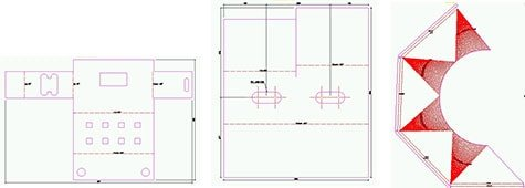 GRAITEC Autodesk Advance Steel | Sheet and plate metal work | Accurate drawings created automatically!