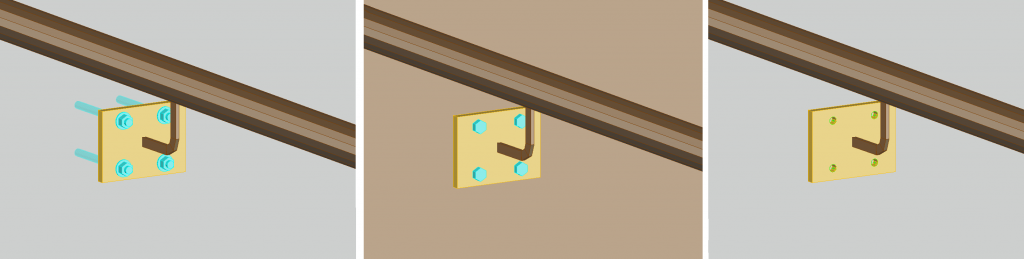 Stair & Railing Designer | Wall Mounted Railing