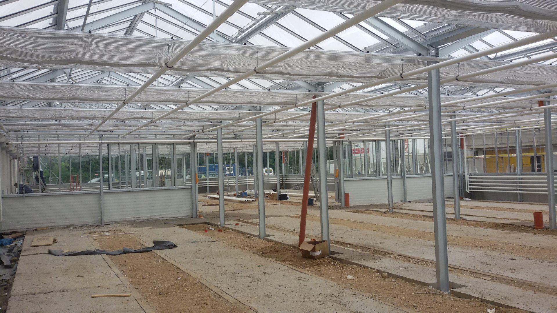 Greenhouse Construction Graitec
