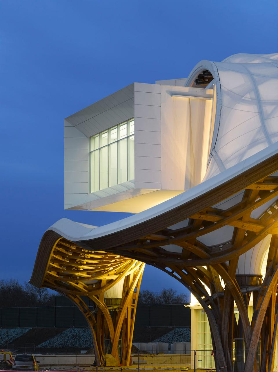 Centre Pompidou Metz Graitec