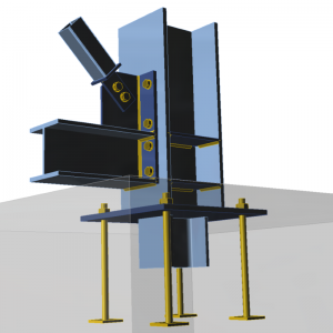 GRAITEC IDEA StatiCa | Connection – 3D joints