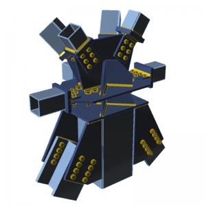 GRAITEC IDEA StatiCa | Connection | Power plant