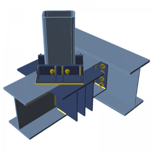 GRAITEC IDEA StatiCa | Connection | Crane support structure