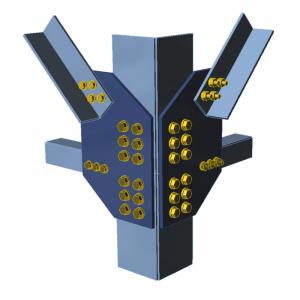 GRAITEC IDEA StatiCa | Connection | Tower mast
