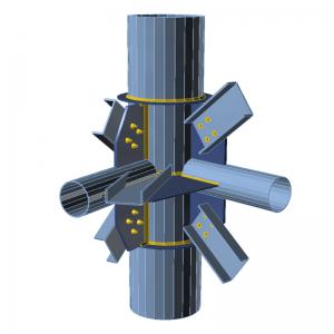 GRAITEC IDEA StatiCa | Connection | Off-shore struct