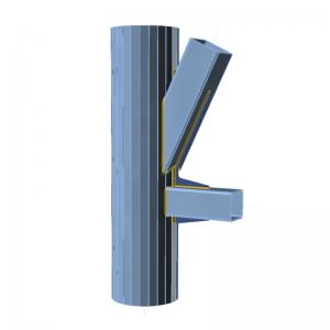 GRAITEC IDEA StatiCa | Connection | Facade secondary structure