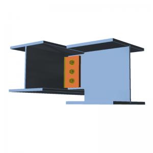 GRAITEC Advance Design | Connection | Fin plate