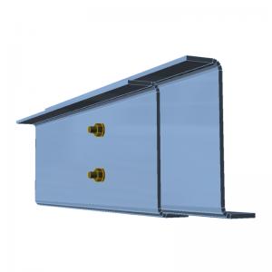 GRAITEC Advance Design | Connection | Overlaps, contact of plates
