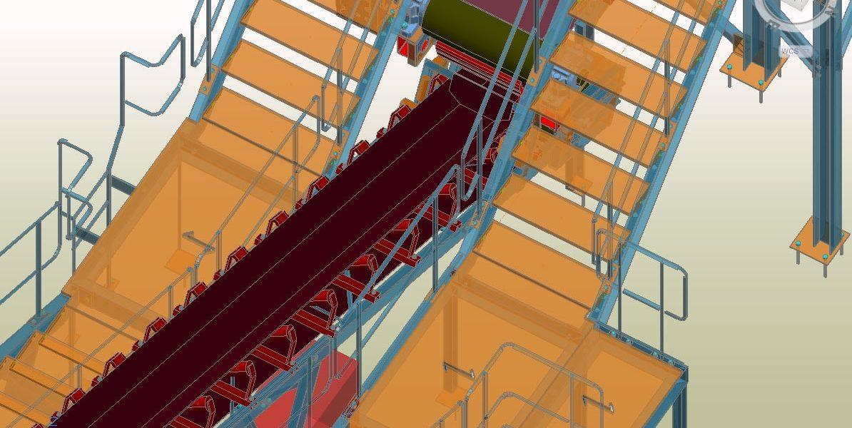 Conveying System – Breetec International NV