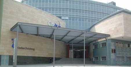 Duisburg Casino Canopy