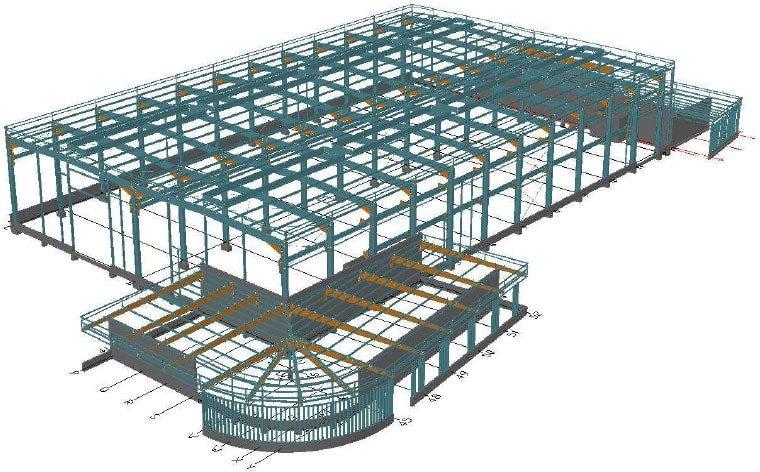 Production Unit – STRUBAT Ingénierie