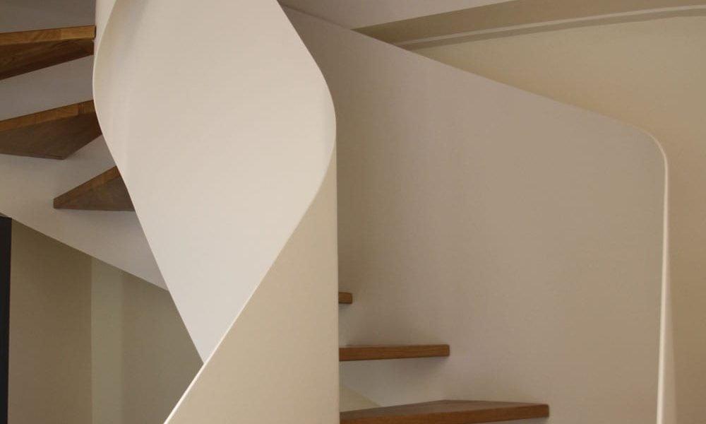Steel Stringer Staircase – By Feiner GmbH