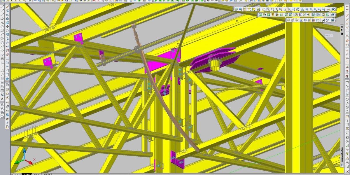 Tropical Center – Sager design CAD