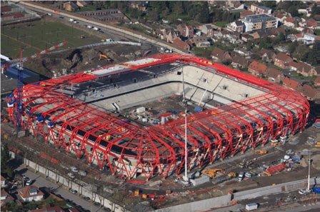 Valenciennes Stadium – ETI