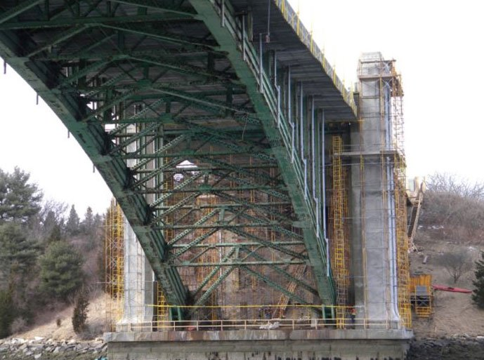 Complex Bridge Rehabilitation