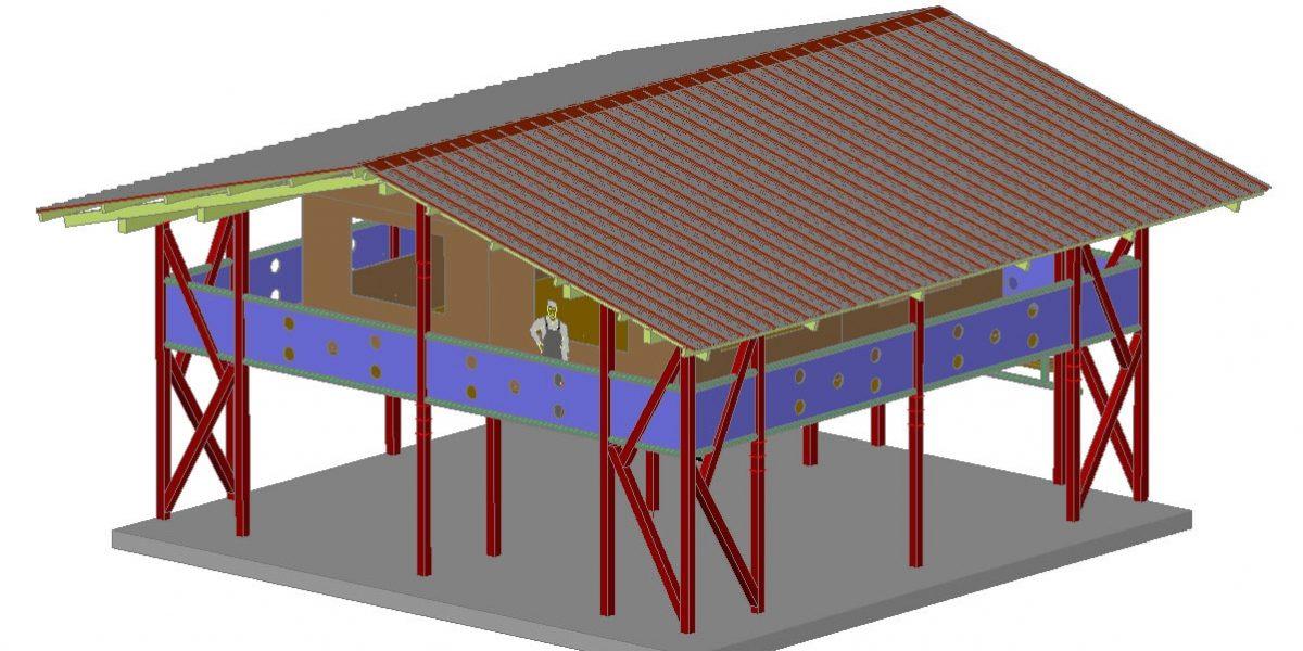 Wooded Classroom – PLANUNGSBÜRO HEUER