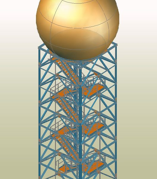 Weather Radar Tower – Conferdo GmbH