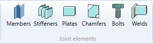 Apex Haunch Connection - Joint elements