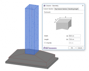 Apply the template for the following element in Revit