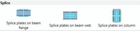 splice plates