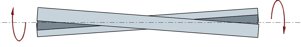warping representation on open cross sections