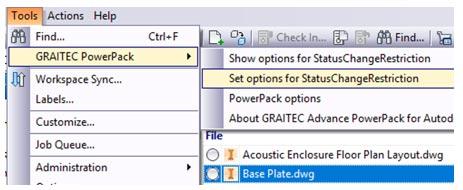 PowerPack for Autodesk Vault - Graitec