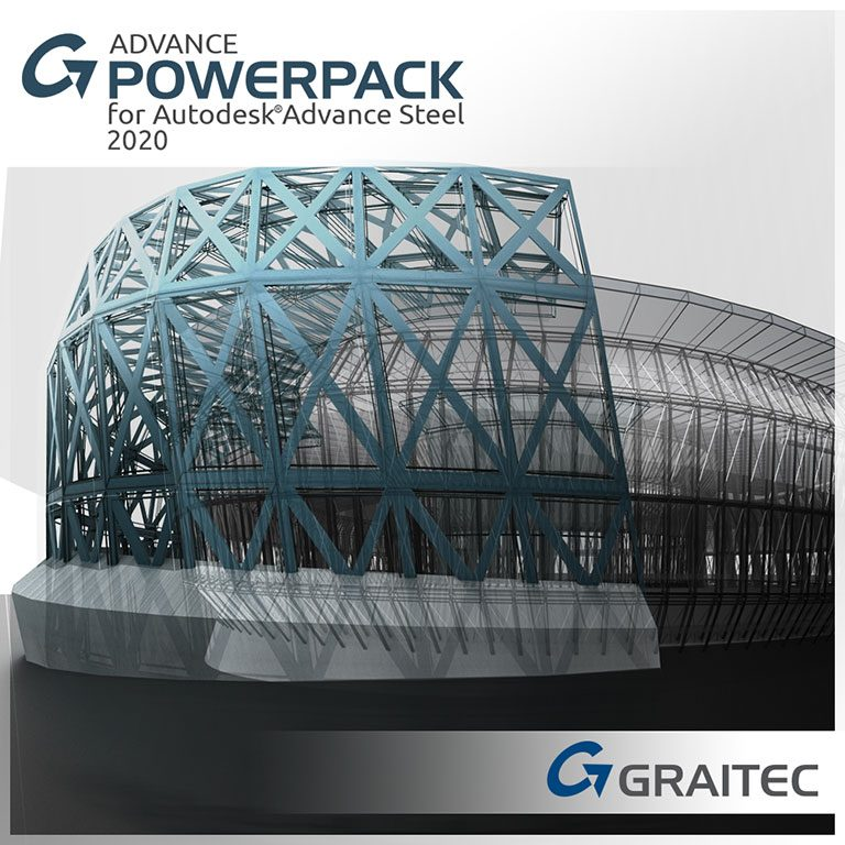 PowerPack for Advance Steel 2020