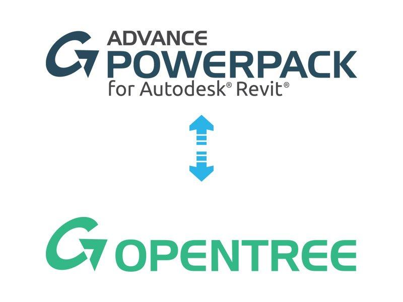 GRAITEC Advance Powerpack for Autodesk Revit BIM Workflow Opentree