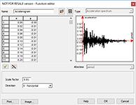 GRAITEC Advance Design FEA - Time History Analysis