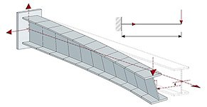 GRAITEC Advance Design - Steel Member - Accurate Steel Verification