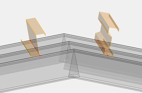 GRAITEC Advance Design - Cold-formed sections